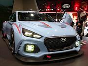 Hyundai RN30 Concept adelanta en París el futuro hot hatch coreano
