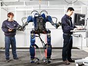 El exoesqueleto estilo Iron man de Hyundai