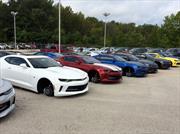 192 llantas son robadas de una agencia Chevrolet
