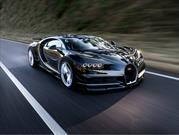 Bugatti Chiron sorprende en prueba de aceleración