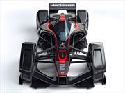 McLaren MP4-X, el futuro de la Fórmula 1