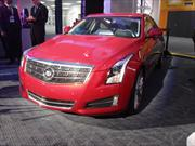 "Cadillac ATS 2013 recibe el reconocimiento de ""North American Car of the Year"""