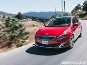 Peugeot 308 2016 a prueba