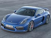 Porsche Cayman GT4 Clubsport, llega la versión para circuitos