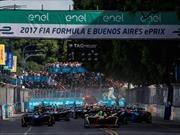 En 2018 ya no habrá Fórmula E en Buenos Aires