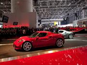 Alfa Romeo 4C: Mejor deportivo 2013