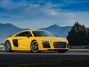 Probando el Audi R8 V10 Plus 2017