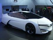 Honda FCEV Concept se presenta