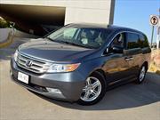 Honda Odyssey 2012 a prueba