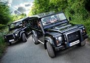 Vilner equipa al Land Rover Defender