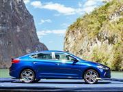 Hyundai Elantra 2017 llega a México desde $253,900 pesos