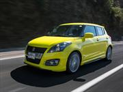 Suzuki Swift Sport 2013 a prueba