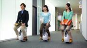 Honda Uni-Cub: innovador dispositivo de movilidad personal