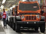 FCA invierte USD 1.000 millones en las plantas de Jeep