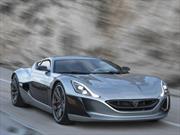 Rimac Concept_One, un súper auto eléctrico con más de 1,000 hp