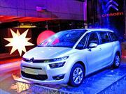 Nuevo Citroën C4 Picasso y Grand C4 Picasso: Estreno oficial en Chile