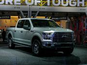 Ford F-150 2015, incorpora una novedosa carrocería de aluminio
