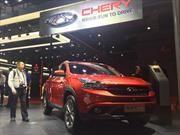 Chery Tiggo 7, la estrella de la marca china