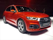 Audi Q5 2018 se presenta