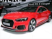 Audi RS5, potencia excepcional