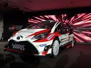 Toyota Yaris WRC 2017 y un regreso soñado