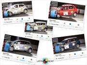 Latin NCAP: Castigo a Chevrolet en los resultados de la Fase V