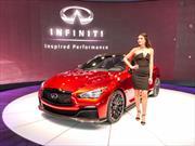 Infiniti Q50 Eau Rouge Concept se presenta