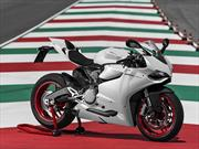 Ducati 899 Panigale con una potencia de 148 caballos