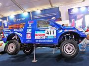 Equipo chileno Foton es el primero del mundo en confirmar presencia en Dakar 2015