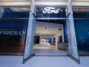 Ford, con su primer FordHub, muestra sus avances en movilidad