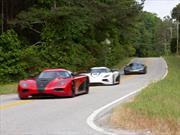 Los autos de la película de Need For Speed