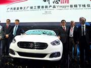 Fiat, Chrysler  y Grupo GAC firman alianza para China