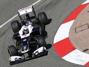 Williams tendrá motores de Mercedes-Benz