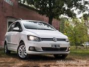 Prueba Volkswagen Suran Highline 1.6L 16V