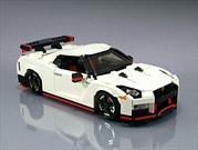 Tremenda réplica LEGO del Nissan GT-R Nismo