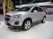 Nueva Chevrolet Trax LTZ a prueba