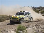 MINI hace el 1, 2 y 3 en el Rally Dakar 2014