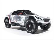 Peugeot presenta su modelo para el Dakar 2017