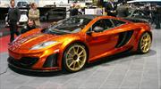 Mansory McLaren MP4-12C en el Sal&#243;n de Ginebra 2012