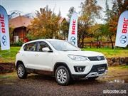 BAIC X35, directo desde el Salón de Shanghai a Chile por $8.990.000