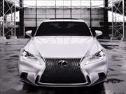 El Lexus IS 350 2014 se renueva