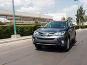 Toyota RAV4 2013 a prueba en M&#233;xico