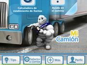 Mi Camión, la nueva app de Michelin