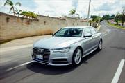 Audi A6 2016 a prueba