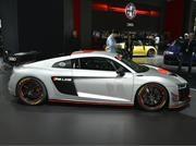 Audi R8 LMS GT4 2017, poderoso deportivo de carreras