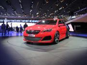 Peugeot presenta el nuevo 308 R Concept