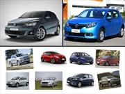 Los 10 autos más vendidos en Argentina en marzo de 2017