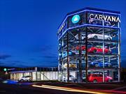 Carvana una máquina tragamonedas que vende autos usados