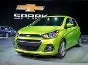 Nuevo Chevrolet Spark, evolución en todos los frentes