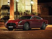 David Brown Automotive Speedback, el auto que debería manejar el moderno James Bond